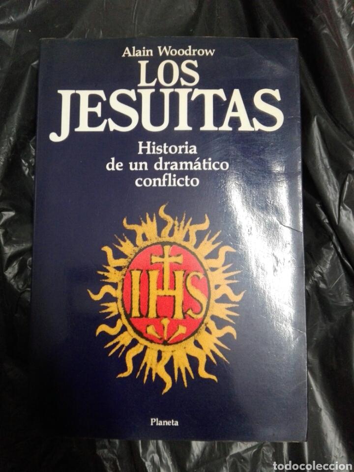 LOS JESUITAS, HISTORIA DE UN DRAMÁTICO CONFLICTO (Libros Nuevos - Humanidades - Religión)