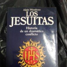 Libros: LOS JESUITAS, HISTORIA DE UN DRAMÁTICO CONFLICTO. Lote 178957936