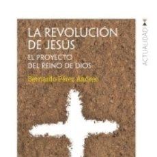 Libros: REVOLUCION DE JESUS,LA. Lote 179251922