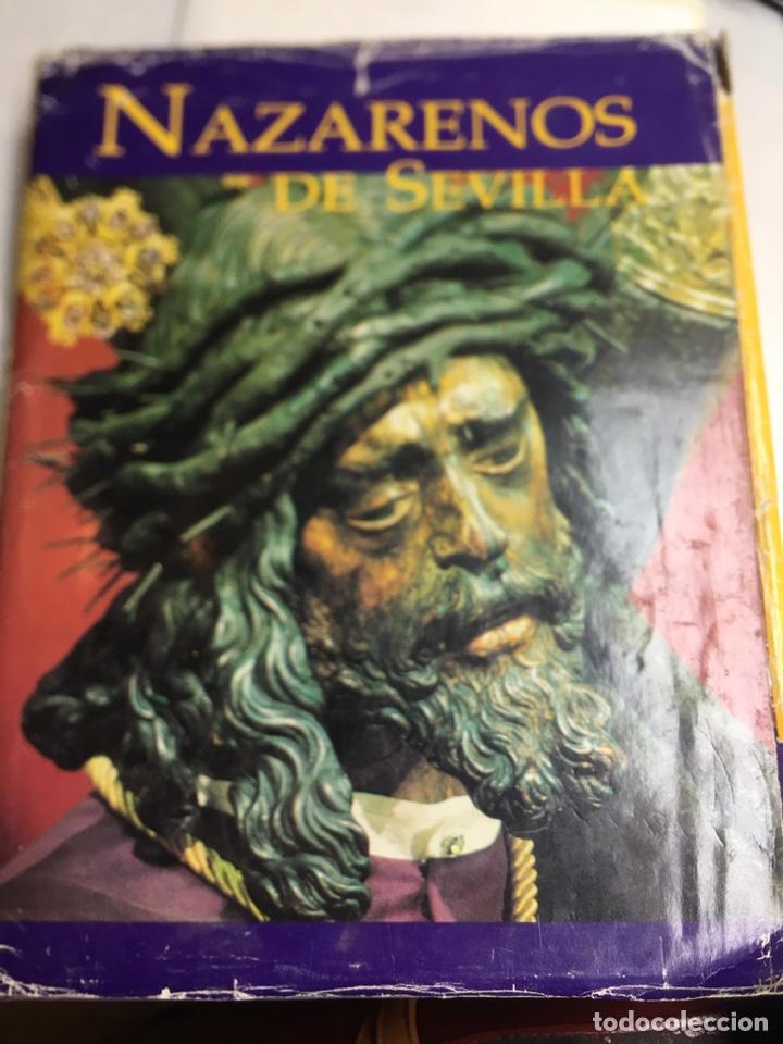 NAZARENOS DE SEVILLA - TOMO I - ED TARTESSOS - SEMANA SANTA - RELIGION CRISTIANA (Libros Nuevos - Humanidades - Religión)