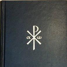 Libros: IMITACIÓN DE CRISTO. REF: AX464. Lote 182484871