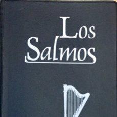 Libros: LOS SALMOS. EDITORIAL SAN PABLO. REF: AX465. Lote 182485196
