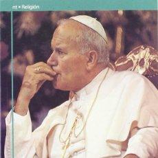 Libros: CONFIRMANDO LA FE CON JUAN PABLO II (J.L. GARCÍA LABRADO) EUNSA 1996. Lote 183888638