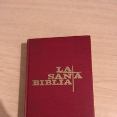 Libros: LIBRITO DE LA SANTA BIBLIA. Lote 186438022