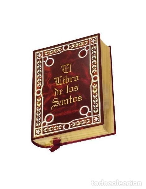 EL LIBRO DE LOS SANTOS, EDICION DE LUJO 2015 (Libros Nuevos - Humanidades - Religión)