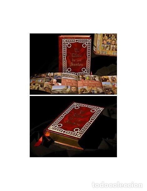 Libros: EL LIBRO DE LOS SANTOS, EDICION DE LUJO 2015 - Foto 3 - 189652197