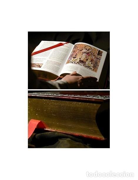 Libros: EL LIBRO DE LOS SANTOS, EDICION DE LUJO 2015 - Foto 4 - 189652197