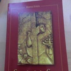 Libros: CIENCIA DE LA CRUZ. EDITH STEIN. Lote 190631078