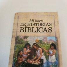 Libros: MI LIBRO DE HISTORIAS BÍBLICAS - TESTIGOS DE JEHOVÁ - WATCHTOWER, EDICIÓN 2004; IMPRES. 2006. Lote 190729857