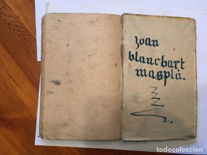 Libros: libro antiguo la biblia infantil de 1918 de M.R.P.RAMON BULDU - Foto 7 - 191482151