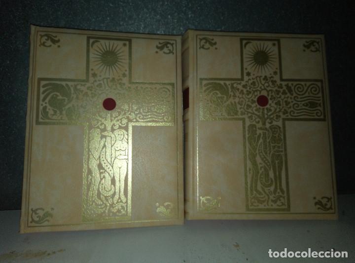 LA BIBLIA DE JERUSALEN COMPLETA 2 TOMOS ILUSTRADA POR GUSTAVO DORÈ EDICION DE LUJO. (Libros Nuevos - Humanidades - Religión)