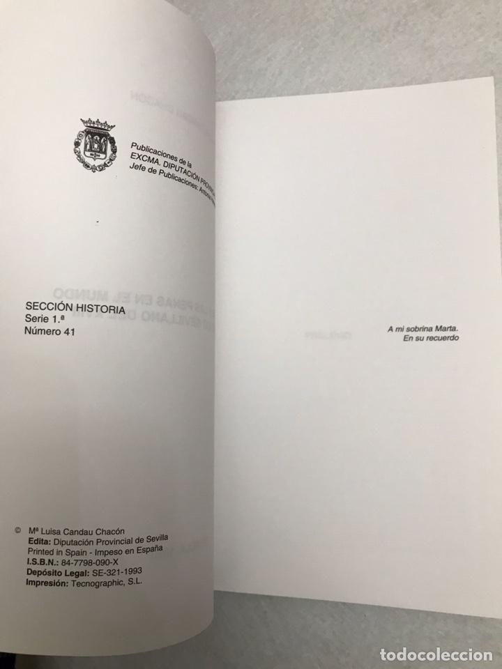 """Libros: LIBRO. SEVILLA. """"LOS DELITOS Y LAS PENAS EN EL MUNDO ECLESIÁSTICO SEVILLANO DEL XVIII"""" - Foto 2 - 193973828"""