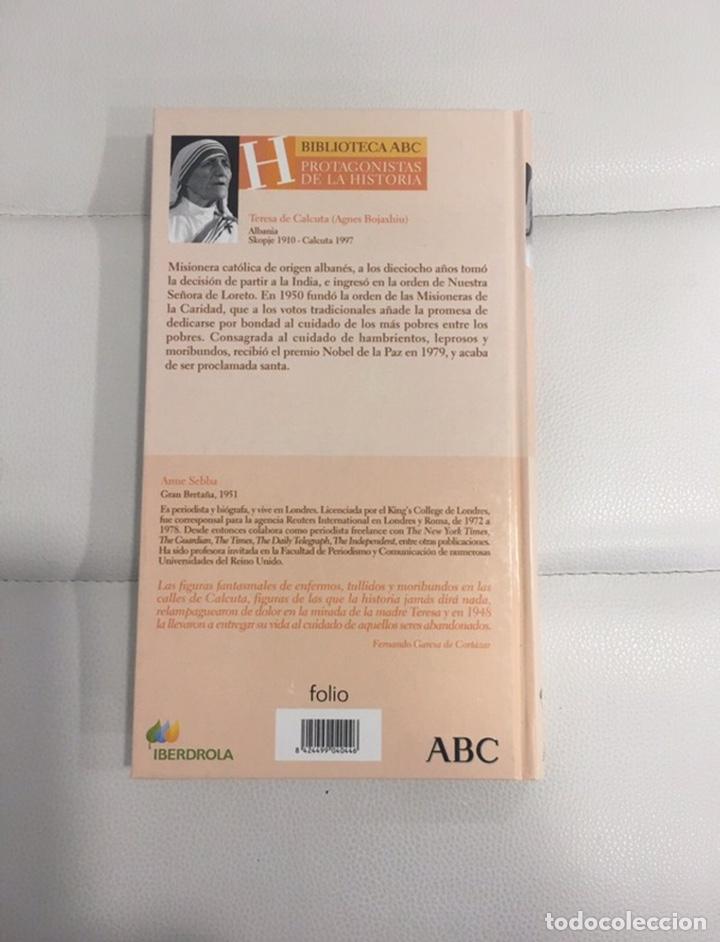 Libros: Teresa de Calcuta . Más allá de la imagen - Foto 2 - 194121332