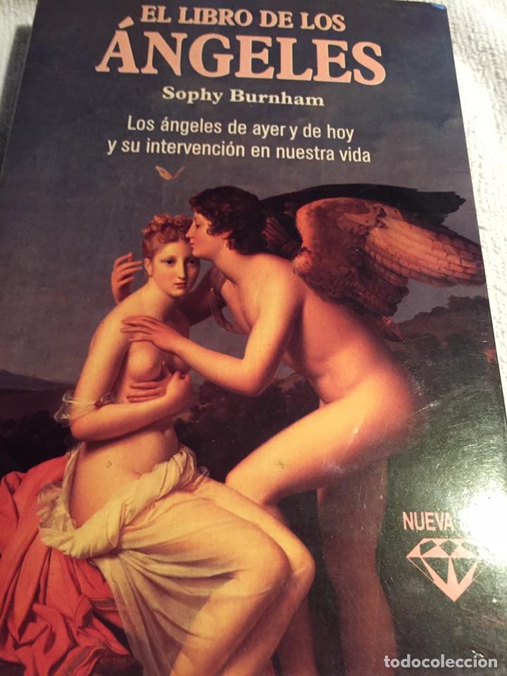 EL LIBRO DE LOS ÁNGELES SOPHIA BURNHAM (Libros Nuevos - Humanidades - Religión)
