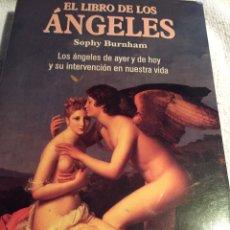 Libros: EL LIBRO DE LOS ÁNGELES SOPHIA BURNHAM. Lote 201994988