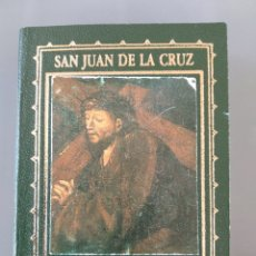 Libros: MINILIBRO, SAN JUAN DE LA CRUZ. DICHOS DE LUZ Y AMOR. Lote 202525298
