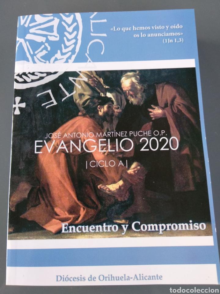 EVANGELIO 2020. ENCUENTRO Y COMPROMISO. (Libros Nuevos - Humanidades - Religión)