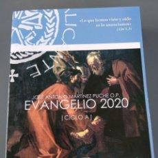 Libros: EVANGELIO 2020. ENCUENTRO Y COMPROMISO.. Lote 202992533