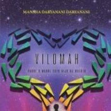 Libros: VILOMAH (PADRE O MADRE CUYO HIJO HA MUERTO). Lote 205009311
