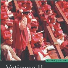 Libros: VATICANO II. CONTEXTO, HISTORIA, DOCTRINA (PABLO BLANCO SARTO) EUNSA 2016. Lote 205828197