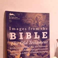 Libros: IMAGENES FRON THE BIBLE-THE OLD TESTAMENT. Lote 206868853