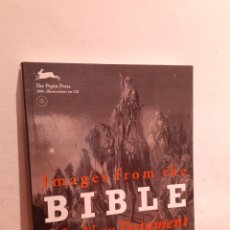Libros: IMAGES FROM THE BIBLE-THE NEW TESTAMENT. Lote 206869562