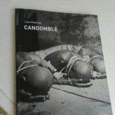 Libri: CANDOMBLÉ UNA RELIGIÍÓN AFRICANA EN AMÉRICA, EN PORTUGUÉS. Lote 208055020
