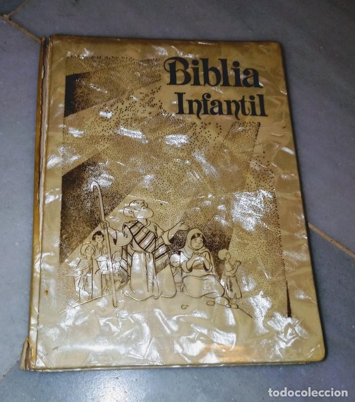 Libros: Biblia infantil 1989 - Foto 6 - 210153410
