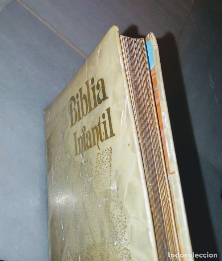 Libros: Biblia infantil 1989 - Foto 7 - 210153410