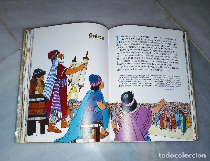 Libros: Biblia infantil 1989 - Foto 9 - 210153410
