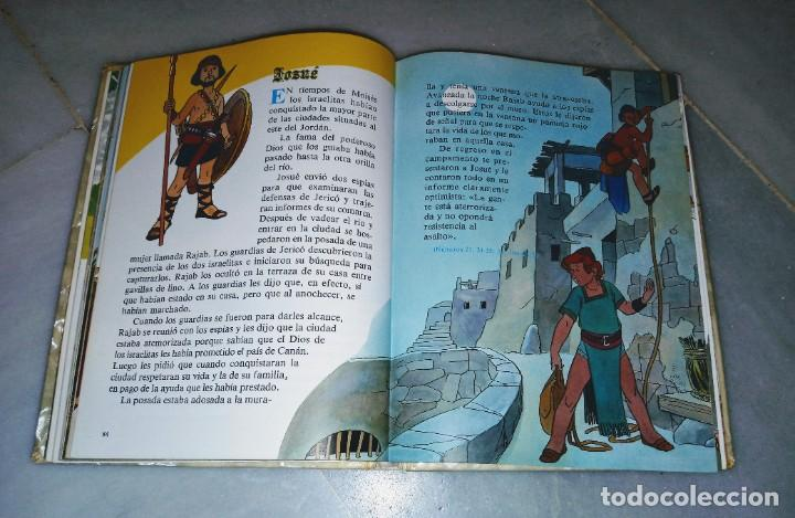 Libros: Biblia infantil 1989 - Foto 10 - 210153410