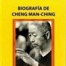 Libros: BIOGRAFÍA DE CHENG MAN-CHING. Lote 211389522