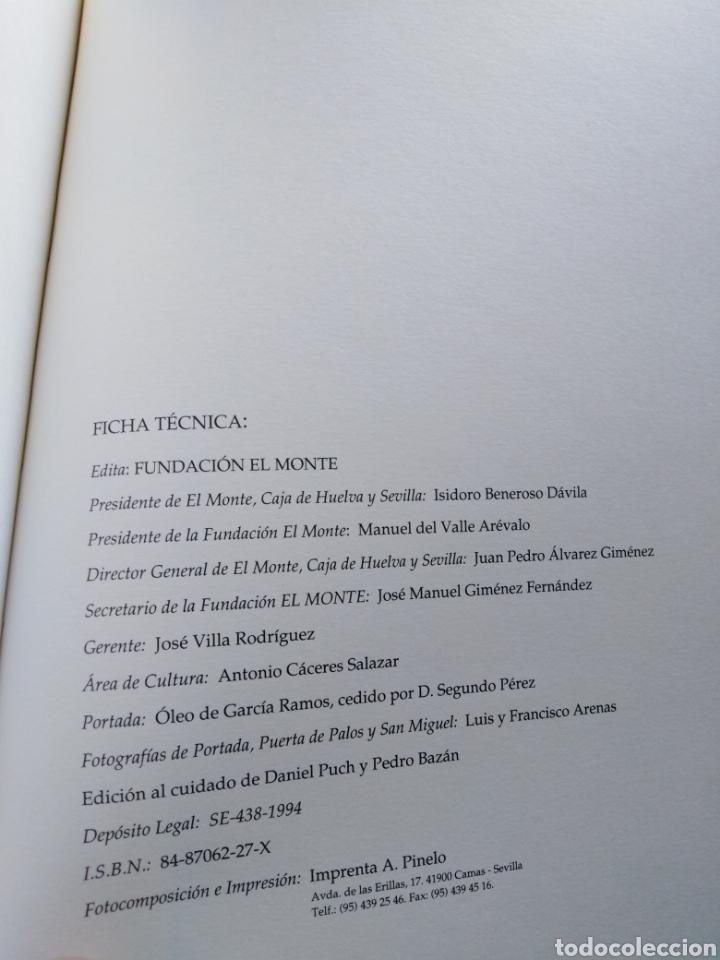 Libros: Pregón de la semana Santa ( Sevilla 1994 ) - Foto 2 - 211585896
