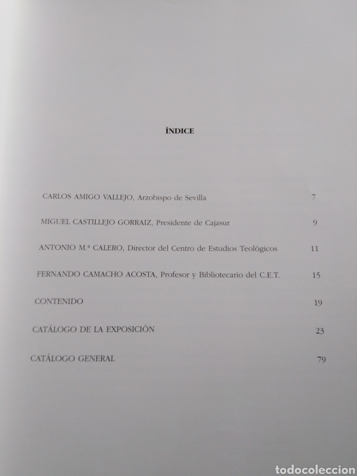 Libros: Biblia sacra ( caja Sur publicaciones ) - Foto 4 - 212082927