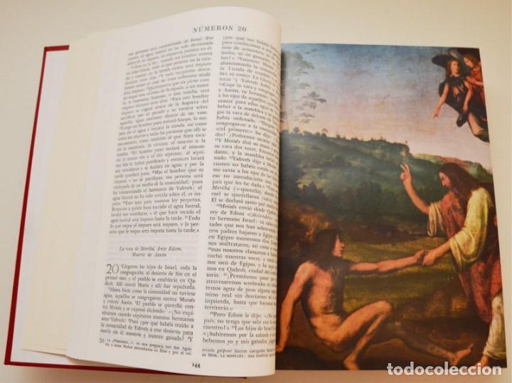 Libros: LA SANTA BIBLIA - Foto 6 - 212547375