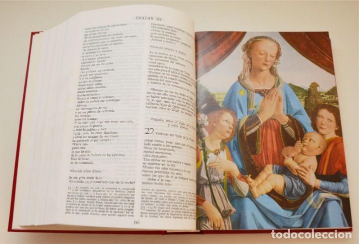 Libros: LA SANTA BIBLIA - Foto 8 - 212547375