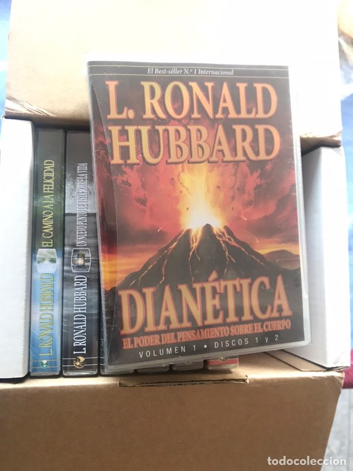 Libros: Audiolibros Cienciología. Scientology - Foto 3 - 217390326