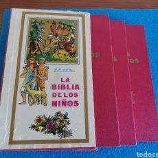 Libros: LA BIBLIA DE LOS NIÑOS. Lote 219052155