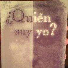 Libros: ¿QUIÉN SOY YO? - RUBÉN ALFARO. Lote 221469770