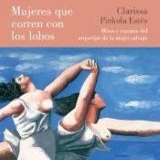 Libros: MUJERES QUE CORREN CON LOS LOBOS. Lote 222743181