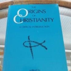 Libros: THE ORIGINS OF CHRISTIANITY EN INGLÉS POR JOSEPH HOFFMAN. Lote 227692900