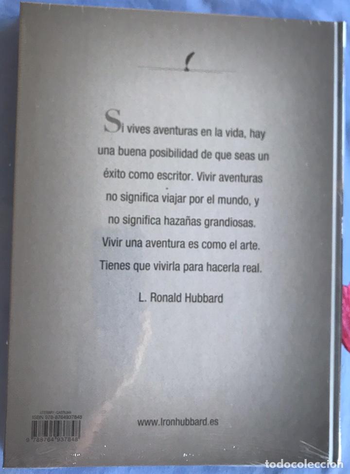 Libros: L. Ronald Hubbard. Correspondencia literaria. Cienciología. Scientology - Foto 2 - 229148780