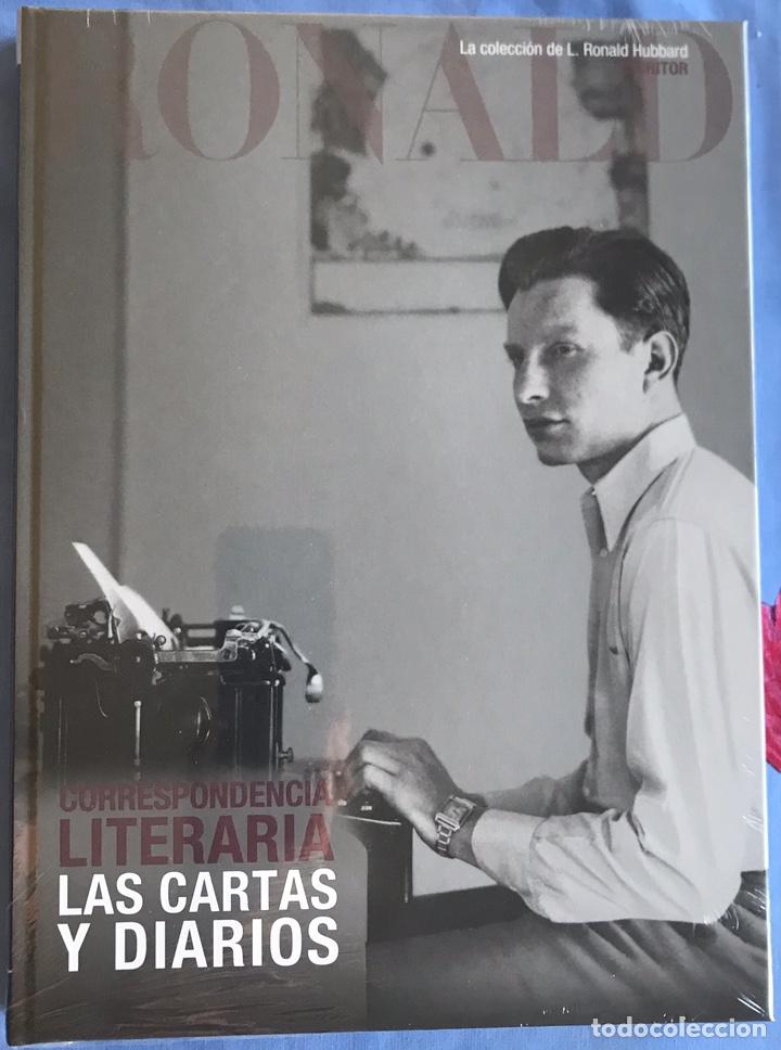 L. RONALD HUBBARD. CORRESPONDENCIA LITERARIA. CIENCIOLOGÍA. SCIENTOLOGY (Libros Nuevos - Humanidades - Religión)