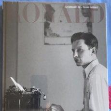 Libros: L. RONALD HUBBARD. CORRESPONDENCIA LITERARIA. CIENCIOLOGÍA. SCIENTOLOGY. Lote 229148780