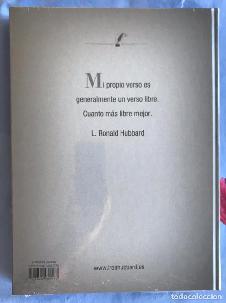 Libros: L. Ronald Hubbard. Poeta/letrista. Cienciología. Scientology - Foto 2 - 229151080