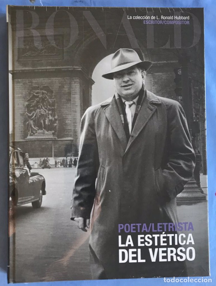 L. RONALD HUBBARD. POETA/LETRISTA. CIENCIOLOGÍA. SCIENTOLOGY (Libros Nuevos - Humanidades - Religión)