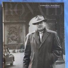 Libros: L. RONALD HUBBARD. POETA/LETRISTA. CIENCIOLOGÍA. SCIENTOLOGY. Lote 229151080