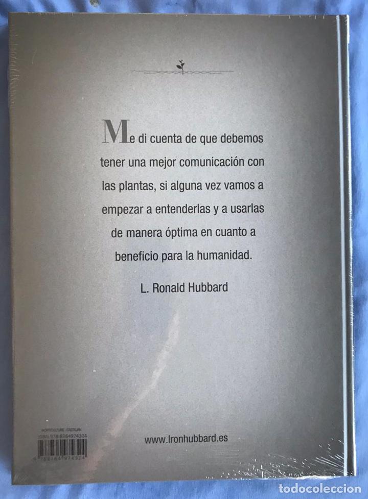 Libros: L. Ronald Hubbard. Horticultor. Cienciología. Scientology - Foto 2 - 229151240