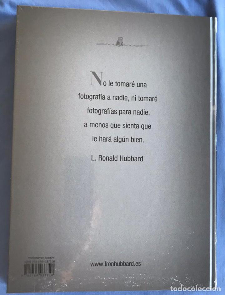 Libros: L. Ronald Hubbard. Fotógrafo. Cienciología. Scientology - Foto 2 - 229151365