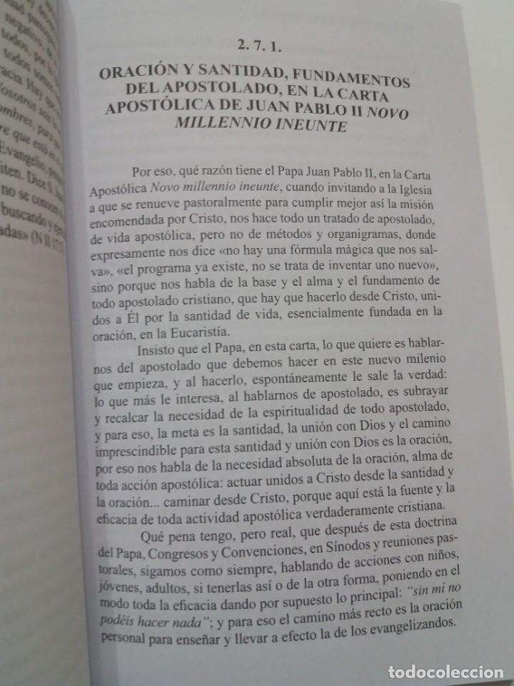 Libros: ESTUPENDO LIBRO LA EUCARISTIA LA MEJOR ESCUELA DE ORACIÓN, SANTIDAD Y APOSTOLADO - Foto 17 - 236060145